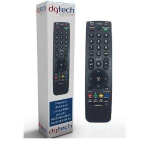 Dgtech Voice Recognition Tv Remote Control
