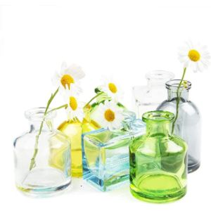 Chive Square Vase Set