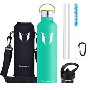 Super Sparrow Insulated Water Bottle 1L