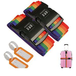 Zoomsky Luggage Belt Lock