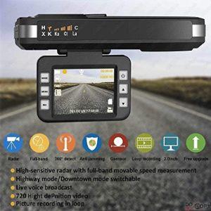 Ticket Speed Camera