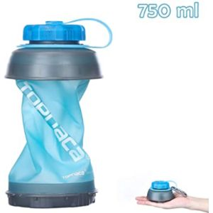 Topnaca Large Collapsible Water Bottle