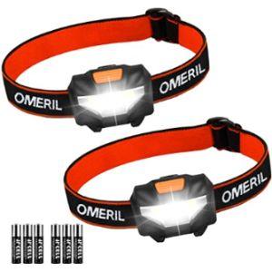 Omeril Led Torch Light Battery