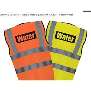 Hi Vis Heroes Limited Water Safety Vest