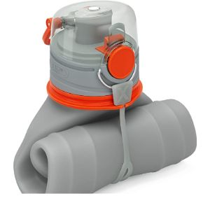 Exit Collapsible Water Bottle Silicone
