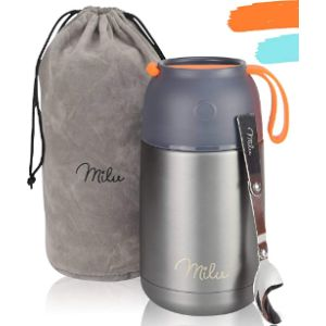Milu Cleaning Stainless Steel Flask