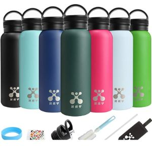 Xry Double Wall Vacuum Water Bottle
