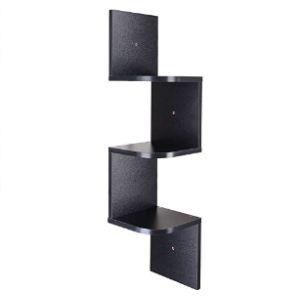 Yinmake Zig Zag Corner Shelf
