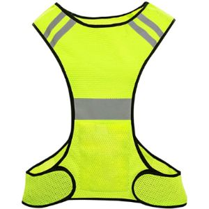 Biqing Safety Vest Mesh Fabric