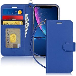 Fyy Blue Flip Phone