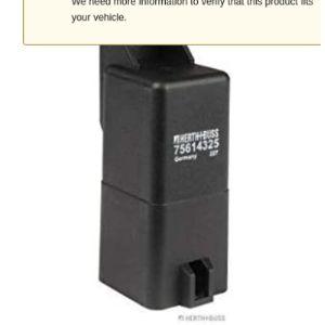 Elparts Glow Plug System