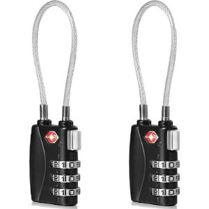 Cfmour Luggage Lock Cable
