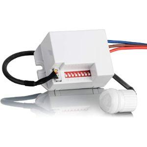 Sebson White Motion Detector