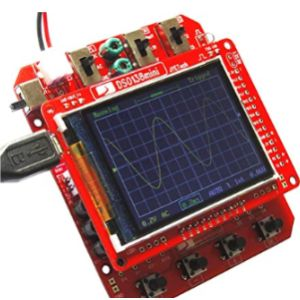 Kkmoon Dso138 Kit Digital Oscilloscope
