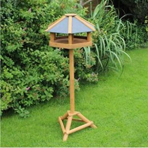 Kingfisher Slate Roof Bird Table