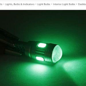 Best1Day Green Sidelight