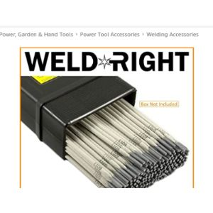 Weld Right Thickness Welding Rod