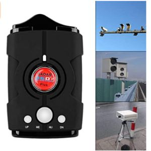 Laser Accuracy Speed Detector
