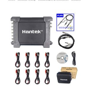 Wosontel Automotive Digital Oscilloscope