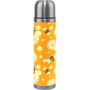 Jeansame Personalized Stainless Steel Flask