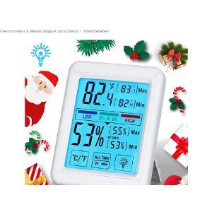 Tvird Digital Hygrometer Min Max Thermometer
