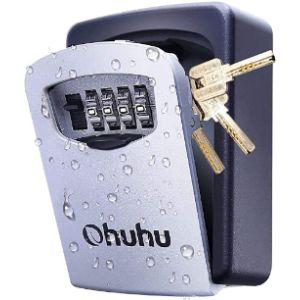Ohuhu Combination Lock Key Box
