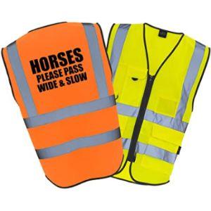 Hi Vis Heroes Limited Executive Safety Vest