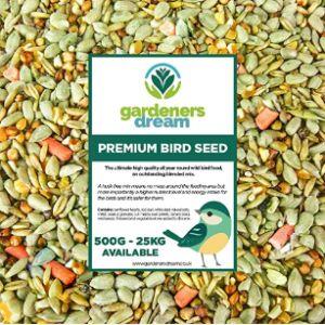Gardenersdream Recipe Bird Feeder