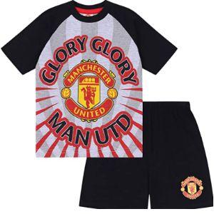 Manchester United F.C. Boy Short Sleepwear