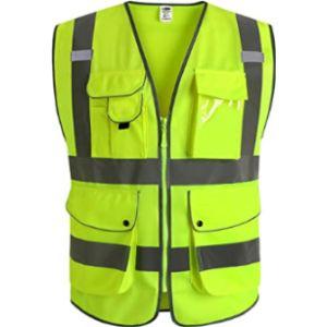 Jksafety Executive Safety Vest