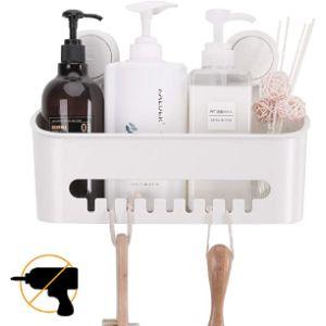 Taili Suction Cup Bathroom Shelf