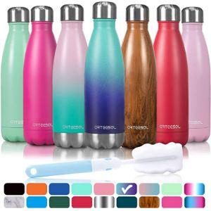 Arteesol Health Stainless Steel Water Bottle