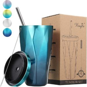 Kingso Stainless Steel Travel Flask