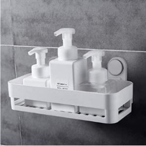 Morcare Suction Cup Bathroom Shelf