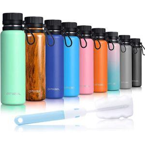 E Arteesol Health Stainless Steel Water Bottle