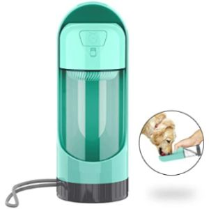 Lingear Best Filter Travel Water Bottle