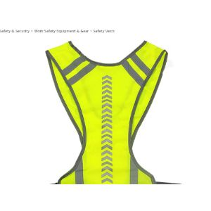 Yunnuopromi Cycling High Visibility Vest