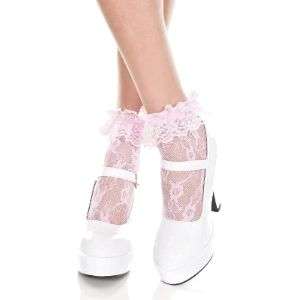 Music Legs Net Sock