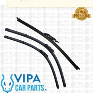 Vipa Car Parts Pinch Tab Clip Aeroflex Wiper Blade