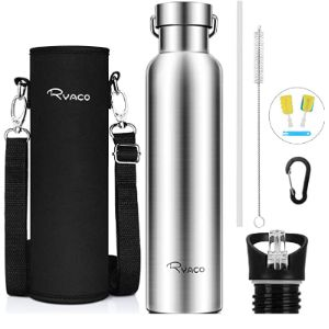 Ryaco St Strap Insulated Water Bottle
