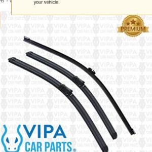 Vipa Car Parts Top Push Button Clip Aeroflex Wiper Blade