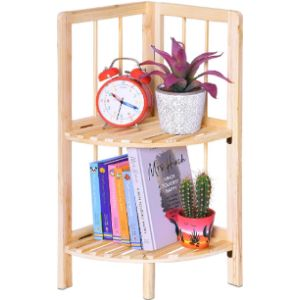 Evelyn Living Design Corner Shelf