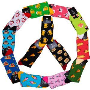Twosocks Pizza Sock