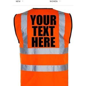 Kuest Custom High Visibility Vest