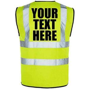 Kuest X Back Safety Vest