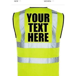 Kuest Personalized Safety Vest