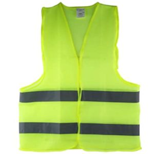 Keenso Safety Vest With Reflective Stripes
