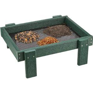 Happy Beaks Recycled Material Bird Feeder