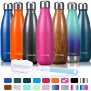 Arteesol Personalized Stainless Steel Water Bottle