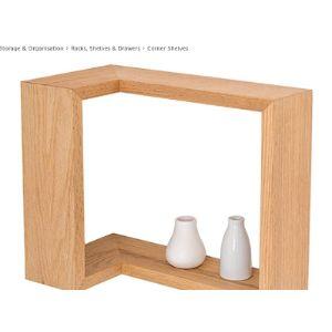 Hty Corner Ledge Shelf